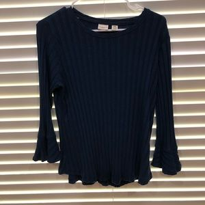 Westbound Long Sleeve Blouse